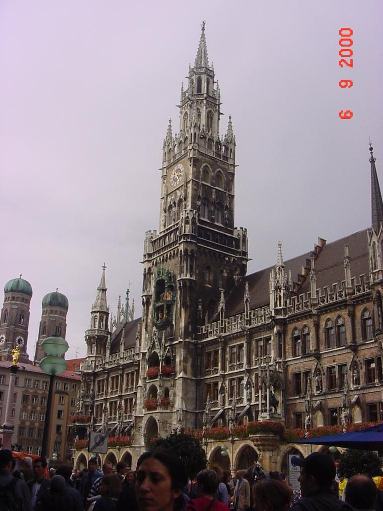 Munich germantravel info - Fundburo s bahn munchen ...